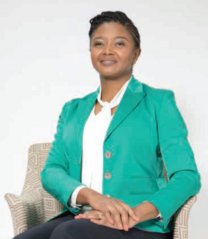 Interview: Exclusive Interview with Eskom Pension and Provident Fund's Chief Executive and Principal Officer-Ms Linda Mateza
