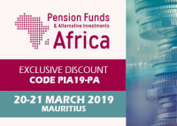 3rd Pension Funds and Alternative Investments Conference -20 – 21 March 2019 at the Hilton Resort & Spa in Mauritius.